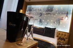 Hôtel Les Bulles de Paris : champagne !