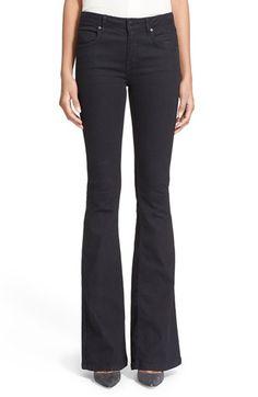 Victoria, Victoria Beckham Flare Jeans