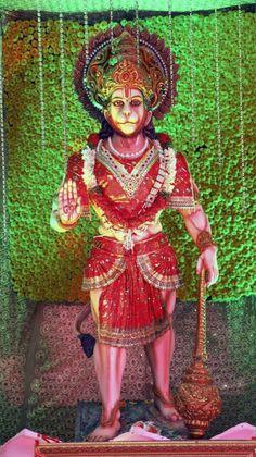 Hanuman Hd Wallpaper, Lord Hanuman Wallpapers, Lord Ganesha, Lord Shiva, Ram Hanuman, Durga Ji, Kali Hindu, Hanuman Images, Hindu Deities