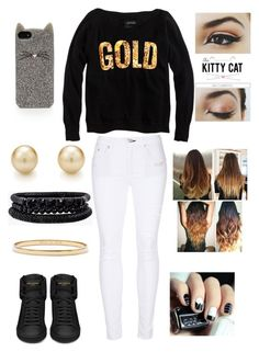 """Itoldu2fuckoff"" by oceans530 ❤ liked on Polyvore"