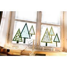 Materialien selber kaufen, aber Inspiration von Sachenmacher Fensterwald, Bastelset für 18 Stück