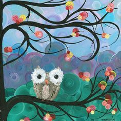 Hoolandia, Little Owl Collection, by MiMi Stirn