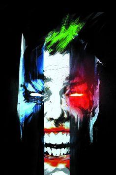 Batman/Superman #21 - The Joker variant cover by Jock *