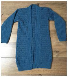 Vest haken zonder patroon – Crearies Crochet Jumper, Crochet Shawl, Crochet Clothes, Diy Clothes, How Do You Knit, Purple Braids, Knit Baby Dress, Easy Knitting, Pretty Dresses