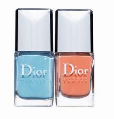 Pretty color combo. Dior