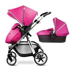 Pioneer Pram and Pushchair For Silver Cross | The Perfect Baby Travel System