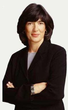 Christiane Amanpour - CNN Sr Reporter