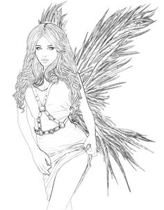 People Coloring Pages, Colouring Pages, Adult Coloring Pages, Stickers, Pictures, Girls, Women, Art, Girl Advice
