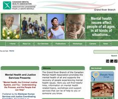 Canadian Mental Health Association Grand River Branch
