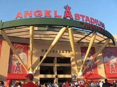 anaheim angels stadium - Google Search