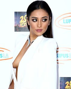 Every Time Shay Mitchell was Dangerously Close to Having a Nip Slip