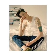 fuckyeahashstymest ❤ liked on Polyvore featuring ash stymest, ash, models and pictures