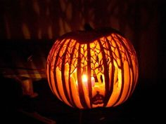 Top 9 Pumpkin Carvings for Halloween by lesley Halloween Pumpkin Carving Stencils, Scary Pumpkin Carving, Creepy Pumpkin, Pumpkin Carving Templates, Pumpkin Art, Carving Pumpkins, Creative Pumpkin Carving Ideas, Harry Potter Pumpkin Carving, Pumpkin Carving Contest