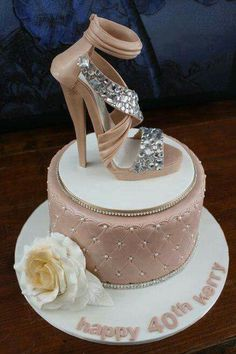 chiccakes cakes chuc highheel Gorgeous Cakes, Amazing Cakes, Super Torte
