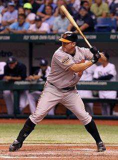 Jim Thome May Fit With The Rays