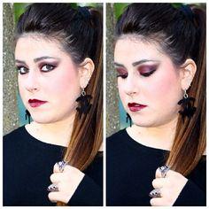 #makeup #instamakeup #chanel #bordeaux #lips #igaaddicted #instagrammer #like #followme #instagood #luigia #luisa