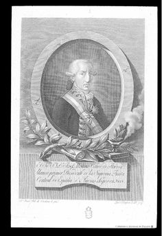 [Retrato de José Moñino y Redondo]. Folc (O Folch) de Cardona, Francisco (S.XVIII) — Grabado — ?