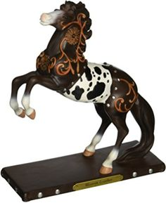 Enesco Trail of Painted Ponies Western Leather Figurine, 8.25""