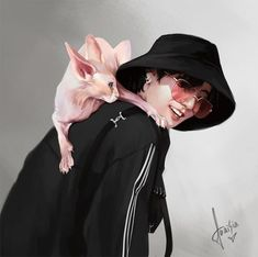 Jungkook Fanart, Jimin Jungkook, Kpop Fanart, Estilo Bad Boy, Bts Kiss, V Bts Wallpaper, Kpop Drawings, Jungkook Aesthetic, Foto Jungkook