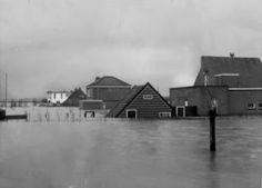 Bas Romeijn films: 1928 : Overstroming Zuidpolder Barendrecht