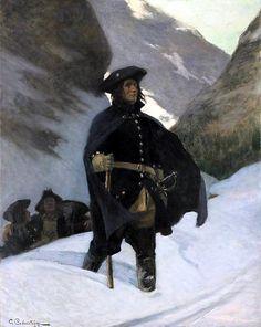 General Carl Gustaf Armfeldt in Russia, Great Northern War