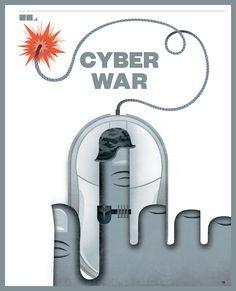 https://flic.kr/p/e1tMU9 | Cyber War | IL49