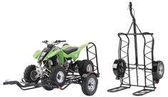 K400 Off Road Quad /ATV Trailer & Utility Fold Up Trailer    $1499.97