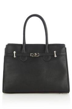Liverpool Street Bag Black