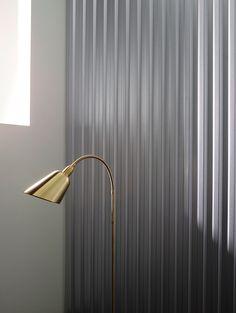 The Bellevue Floor Lamp by the Danish architect and designer Arne Jacobsen…