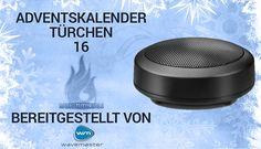 Wavemaster Mobi 2 Bluetooth-Lautsprecher Gewinnspiel