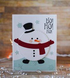 Christmas Paper Crafts, Homemade Christmas Cards, Christmas Cards To Make, Xmas Cards, Christmas Art, Homemade Cards, Handmade Christmas, Holiday Cards, Christmas Ideas
