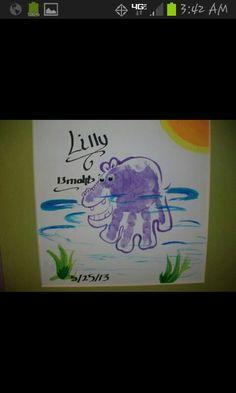 Handimal Hippo :)