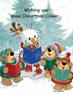 Suzy's Zoo Artist Suzy Spafford Christmas Clipart, Christmas Carol, Christmas Pictures, Suzy, Zoo Art, Blue Nose Friends, Cute Pictures, Snowmen Pictures, Stitch Book