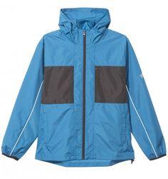 3M Nylon Paneled Jacket Front Side