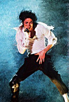 Amazing art work! - Michael Jackson: King of Pop by jacemathem.deviantart.com on @deviantART