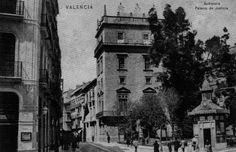 Palau de la Generalitat.1906
