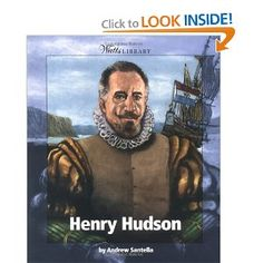 Henry Hudson (Watts Library: Exploration)