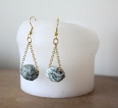 Love these earrings almost as much as I love the name of this store! (Munted Kowhai)