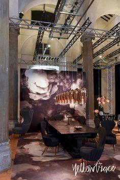 Milan Design Week 2016 Highlights, Tom Dixon x Caesarstone, Photo © Nick Hughes   #Milantrace2016