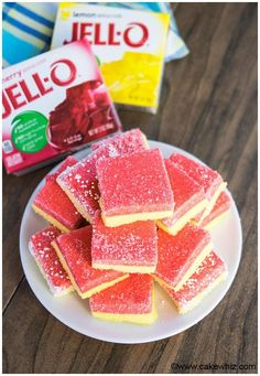 Easy Jello marshmallow candy or jello pinwheels, made in 1 hour with 4 basic ingredients. This is a simple no bake dessert or snack for kids parties.