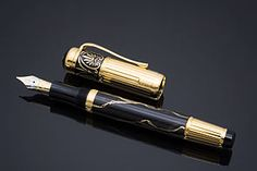 Montblanc Limited Edition Alexander the Great fountain pen
