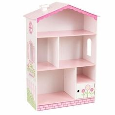 KidKraft 14604 Dollhouse Cottage Bookcase