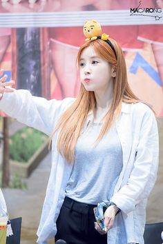 Apink - Chorong South Korean Girls, Korean Girl Groups, Kakao Ryan, Son Na Eun, Pink Panda, K Pop Star, Cube Entertainment, Mini Albums, Kpop Girls