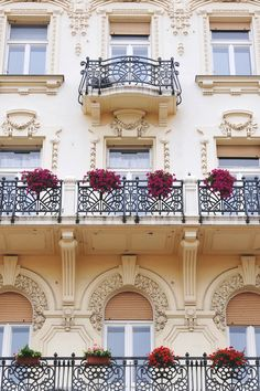 Parisian Balconies.....