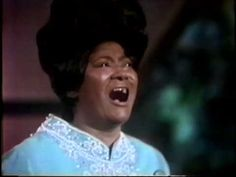 Its now time for my gospelcollection. I like to start with Miss Mahalia Jackson. For me she is the best. Enjoy this fullcolor clip More is comming.