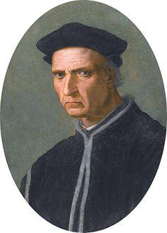Piero di Tommaso Soderini, also known as Pier Soderini, (1450-1522). Served as second chancellor and as ambassador to Cesare Borgia, Rome and France