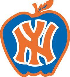 New York Knicks Alternate Logo 1978-1979