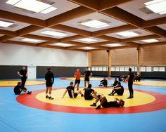 Interiors / Institut national du sport et de l\'éducation physique