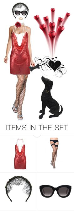 """I 💗 Dogs"" by bren-johnson ❤ liked on Polyvore featuring art"