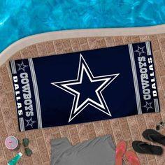 Dallas Cowboys WinCraft Beach Towel -